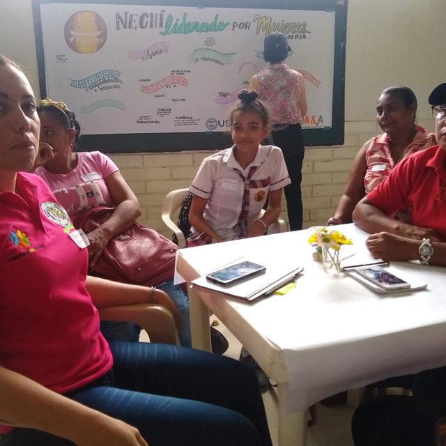 Café Conversación Nechí